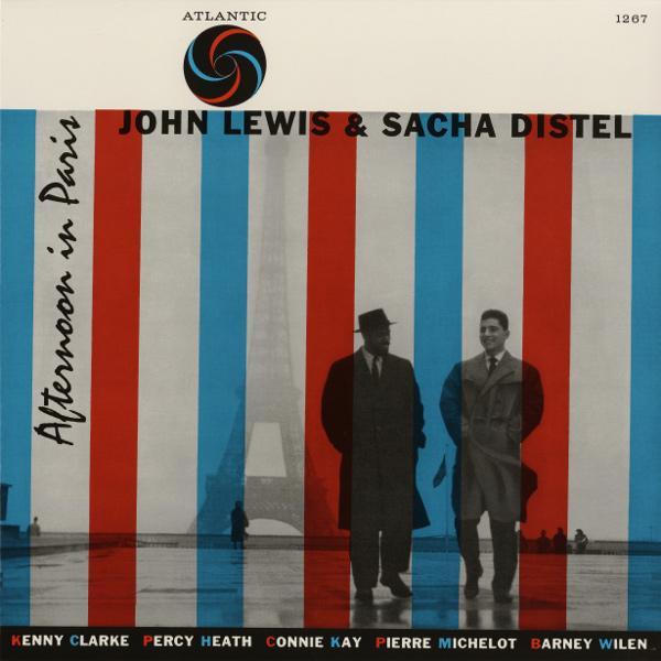 ジョン・ルイス&サッシャ・ディステル / アフタヌーン・イン・パリ<ジャズ・アナログ・プレミアム・コレクション>