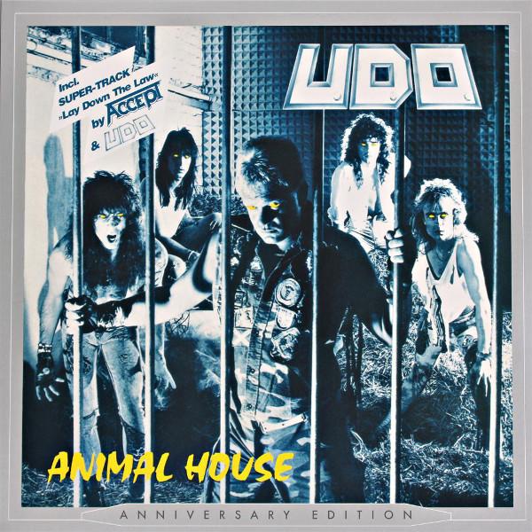U.D.O. / ANIMAL HOUSE / アニマル・ハウス<SHM-CD>