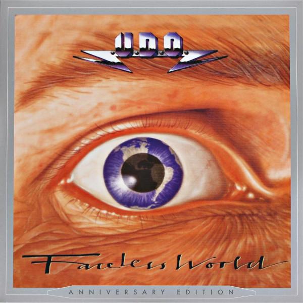 U.D.O. / FACELESS WORLD / フェイスレス・ワールド<SHM-CD>