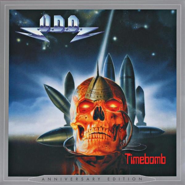 U.D.O. / TIMEBOMB / タイムボム<SHM-CD>