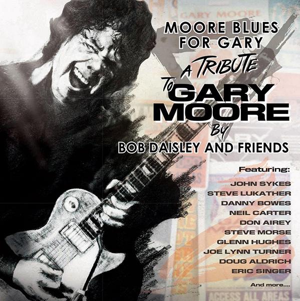 オムニバス(ゲイリー・ムーア・トリビュート) / MOORE BLUES FOR GARY - A TRIBUTE TO GARY MOORE / ムーア・ブルース・フォー・ゲイリー