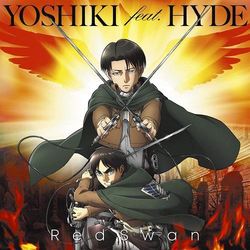 YOSHIKI feat.HYDE / Red Swan