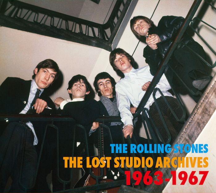 ROLLING STONES / ローリング・ストーンズ / THE LOST STUDIO ARCHIVES 1963-1967 / ザ・ロスト・スタジオ・アーカイヴス 1963-1967