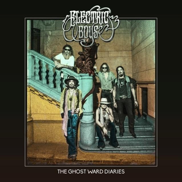 ELECTRIC BOYS / エレクトリック・ボーイズ / THE GHOST WARD DIARIES / The Ghost Ward Diaries