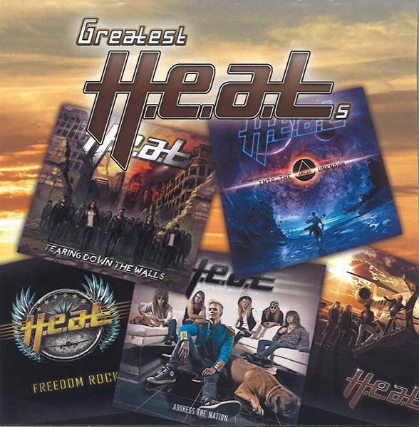 H.E.A.T / ヒート / GREATEST H.E.A.TS / グレイテスト H.E.A.Ts