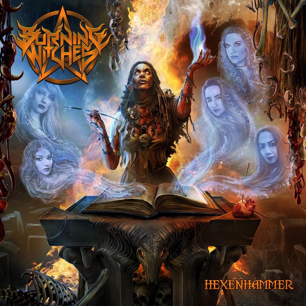 BURNING WITCHES / バーニング・ウィッチーズ / HEXENHAMMER / ヘクセンハンマー