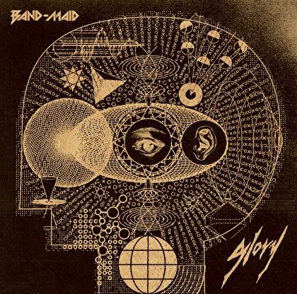 BAND-MAID / バンド・メイド / glory