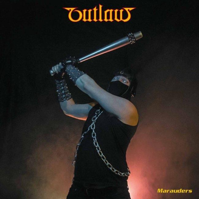 OUTLAW  (METAL) / MARAUDERS<SLIPCASE>