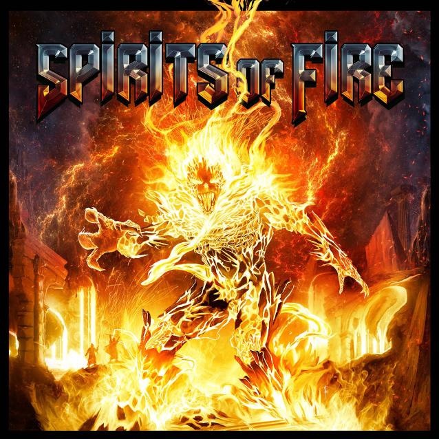 SPIRITS OF FIRE / スピリッツ・オブ・ファイア / SPIRITS OF FIRE / スピリッツ・オブ・ファイア