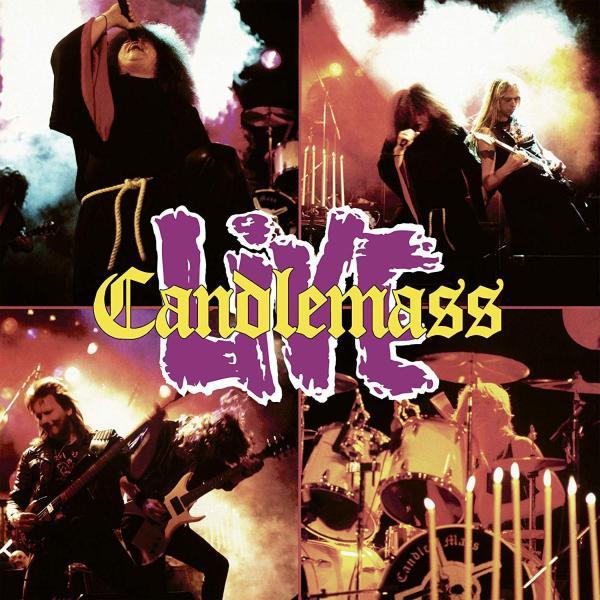 CANDLEMASS / キャンドルマス / CANDLEMASS LIVE