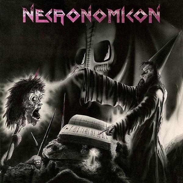 NECRONOMICON (from Germany) / ネクロノミコン / APOCALYPTIC NIGHTMARE<SLIPCASE>