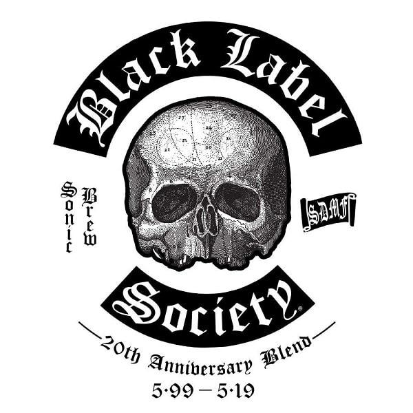 ZAKK WYLDE'S BLACK LABEL SOCIETY / ザック・ワイルド・ブラック・レーベル・ソサイアティ / SONIC BREW - 20TH ANNIVERSARY BLEND 5.99 - 5.19 / ソニック・ブリュー ~20thアニヴァーサリー・ブレンド~