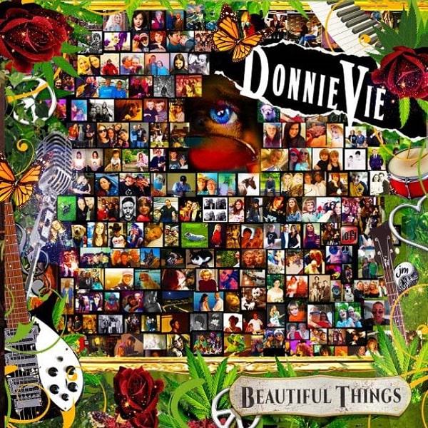 DONNIE VIE / ドニー・ヴィー / BEAUTIFUL THINGS / ビューティフル・シングス