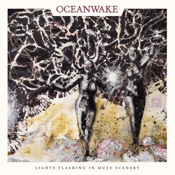 OCEANWAKE / LIGHTS FLASHING IN MUTE SCENERY<DIGI>