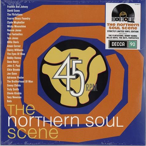 V.A.(NORTHERN SOUL SCENE) / NORTHERN SOUL SCENE(LP)