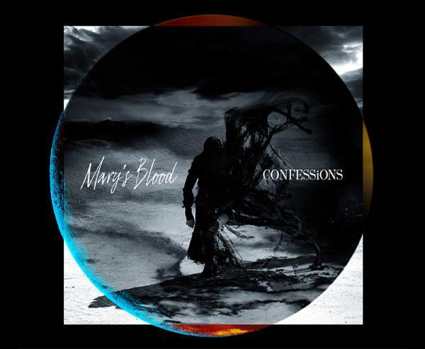 Mary's Blood / メアリーズ・ブラッド / CONFESSiONS / コンフェッションズ<初回限定盤CD+DVD>