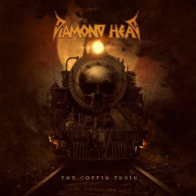 DIAMOND HEAD / ダイアモンド・ヘッド / THE COFFIN TRAIN<DIGI>