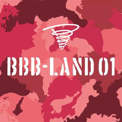 BimBomBam GAKUDAN / BimBomBam楽団 / BBB-LAND1