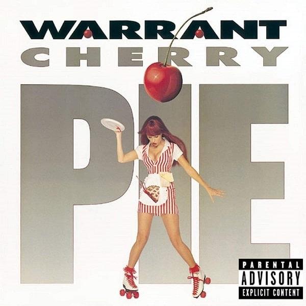 WARRANT (from US) / ウォレント / CHERRY PIE / いけないチェリー・パイ