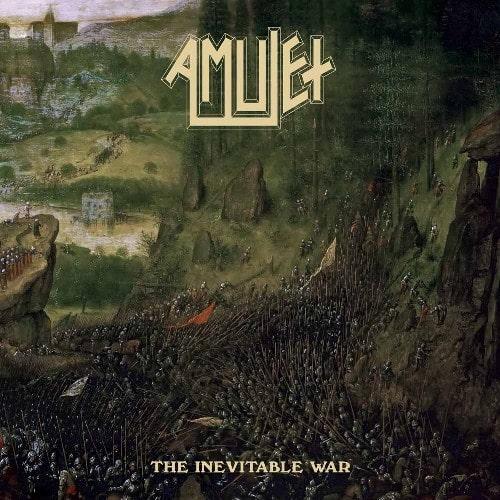 AMULET (from UK) / THE INEVITABLE WAR<DIGI>