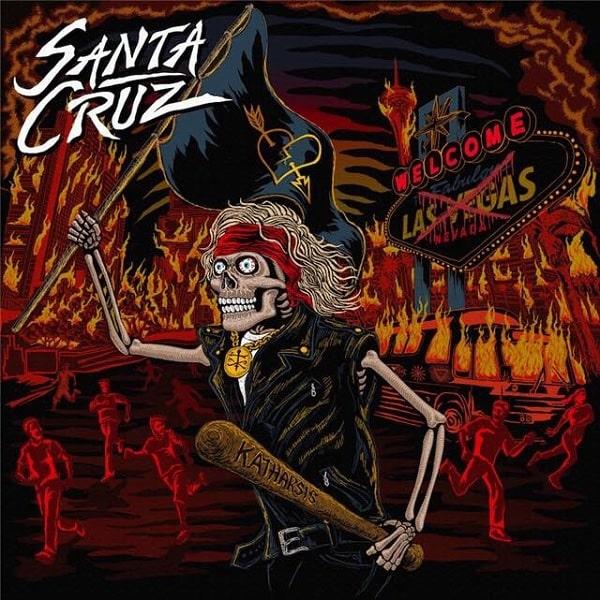 SANTA CRUZ (METAL) / サンタ・クルーズ (METAL) / KATHARSIS / カタルシス