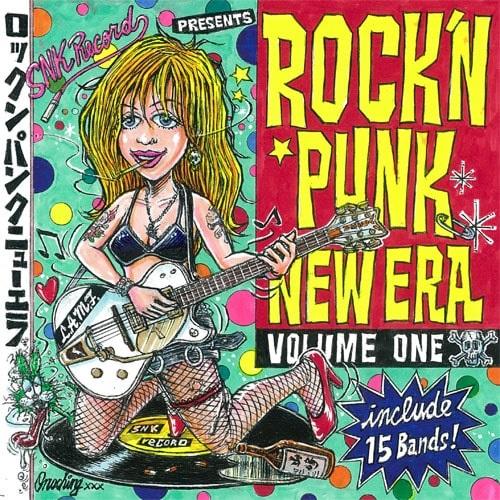 V.A (SNKレコード) / ROCK'N PUNK NEW ERA Vol.1