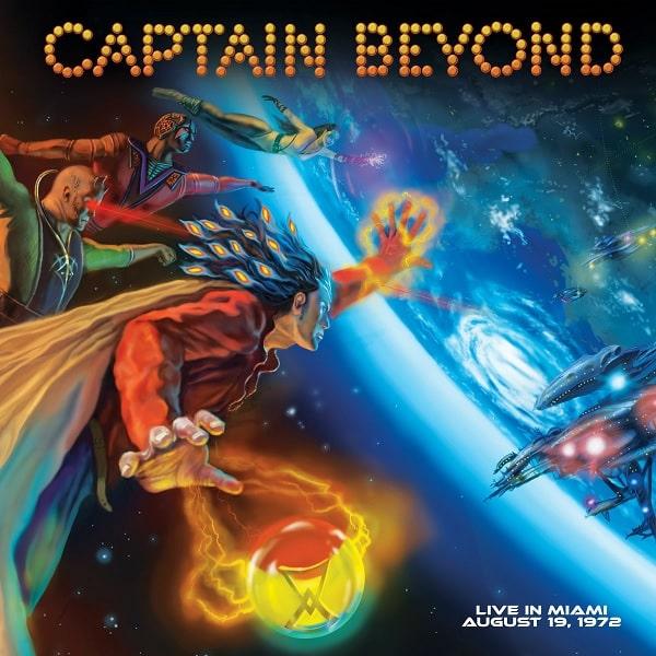 CAPTAIN BEYOND / キャプテン・ビヨンド / LIVE IN MIAMI - AUGUST 19, 1972<DIGI>