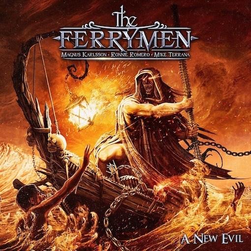 THE FERRYMEN / ザ・フェリーメン / A NEW EVIL / ア・ニュー・イーヴル