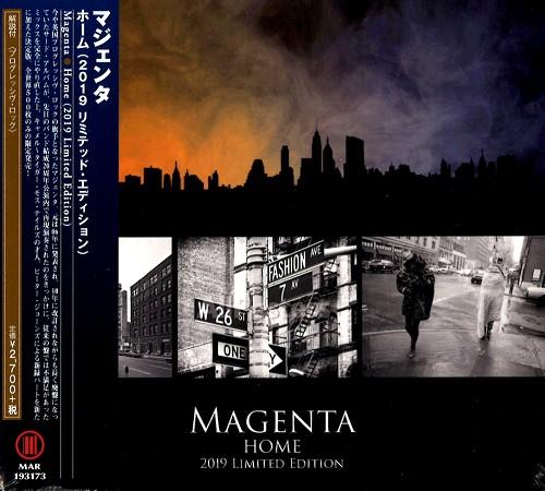 MAGENTA / マジェンタ / HOME (2019 LIMITED EDITION) / ホーム (2019 リミテッド・エディション)