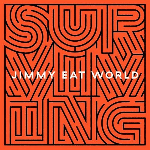 JIMMY EAT WORLD / ジミー・イート・ワールド / SURVIVING(国内盤)