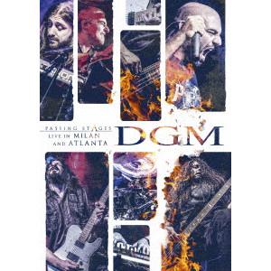 DGM / ディージーエム / PASSING STAGES:LIVE IN MILAN ATLANTA  / パッシング・ステージズ