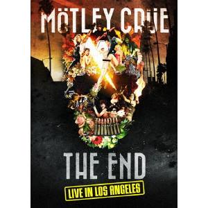 MOTLEY CRUE / モトリー・クルー / THE END LAST LIVE / 「THE END」ラスト・ライヴ・イン・ロサンゼルス 2015年12月31日<通常盤ラスト・ライヴDVD>