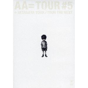 AA= / TOUR#5(初回限定盤)
