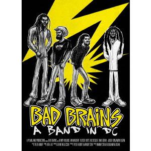 BAD BRAINS / バッド・ブレインズ / バッド・ブレインズ/バンド・イン・DC(初回限定生産・TシャツBOX)