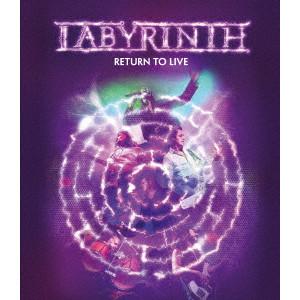 LABYRINTH / ラビリンス / RETURN TO LIVE / リターン・トゥ・ライヴ<ブルーレイ>