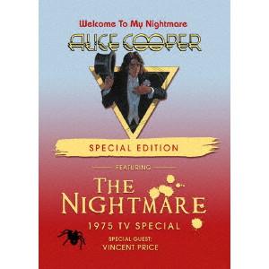 ALICE COOPER / アリス・クーパー / WELCOME TO MY NIGHTMARE(LIVE AT THE EMPIRE POOL, WEMBLEY, 1975 / ウェルカム・トゥ・マイ・ナイトメア(悪夢へようこそ)スペシャル・エディション