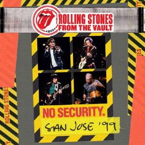 ROLLING STONES / ローリング・ストーンズ / フロム・ザ・ヴォルト:ノー・セキュリティ - サンノゼ  1999 (完全生産限定:DVD+2SHM-CD+Tシャツ)