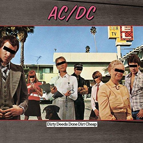 AC/DC / エーシー・ディーシー / DIRTY DEEDS DONE DIRT CHEAP