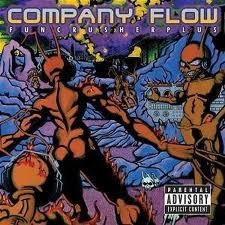 COMPANY FLOW / カンパニー・フロウ / FUNCRUSHER PLUS  アナログ2LP