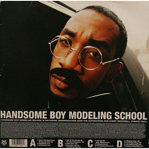 HANDSOME BOY MODELING SCHOOL / ハンサム・ボーイ・モデリング・スクール / SO...HIGHSCHOOL YEAR GIRL-USA