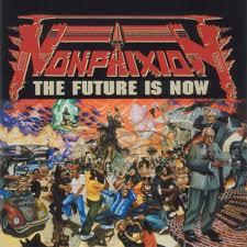 NON PHIXION / ノン・フィクション / THE FUTURE IS NOW アナログ2LP