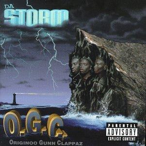 ORIGINOO GUNN CLAPPAZ / オリジヌー・ガン・クラッパズ / DA STORM