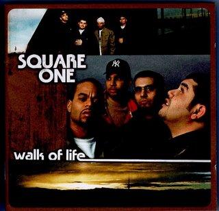 SQUARE ONE / スクウェア・ワン / WALK OF LIFE
