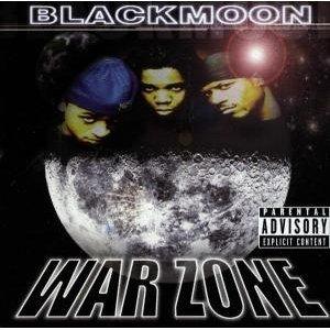 BLACK MOON / ブラック・ムーン / WAR ZONE