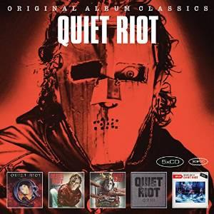 QUIET RIOT / クワイエット・ライオット / ORIGINAL ALBUM CLASSICS<5CD / BOX>