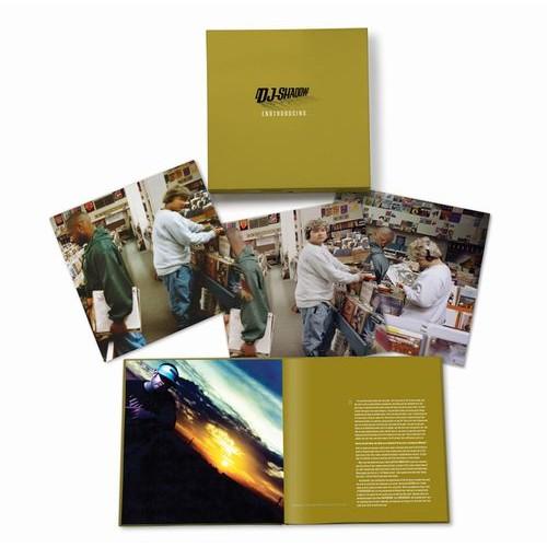 "DJ SHADOW / DJシャドウ / ENDTRODUCING (20TH ANNIVERSARY) ""6LP"""