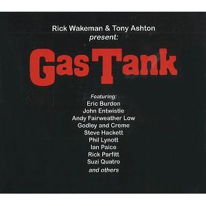 RICK WAKEMAN / リック・ウェイクマン / GAS TANK: 3CD