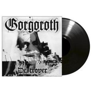 GORGOROTH / ゴルゴロス / DESTROYER<BLACK VINYL>
