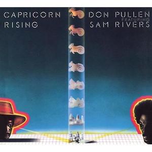 DON PULLEN / ドン・プーレン / Capricorn Rising