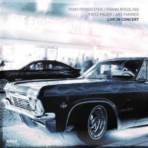 PONY POINDEXTER / ポニー・ポインデクスター /  Live at The Domcile(4CD)